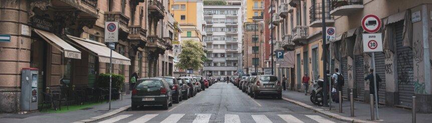 Multas por aparcamiento