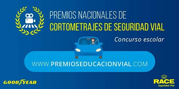 Premios Nacionales Cortometrajes Seguridad Vial
