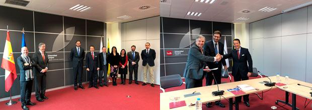 El RACE y la Universidad Europea crean el primer título de posgrado en Seguridad Vial de la ONU