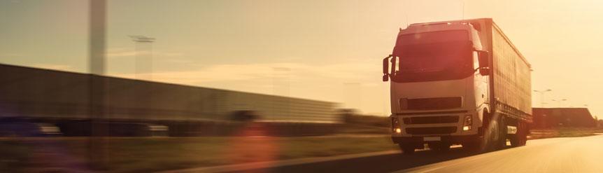 Tramos de riesgo de accidentes para vehículos pesados