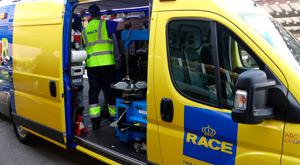 Asistencia RACE Semana Santa