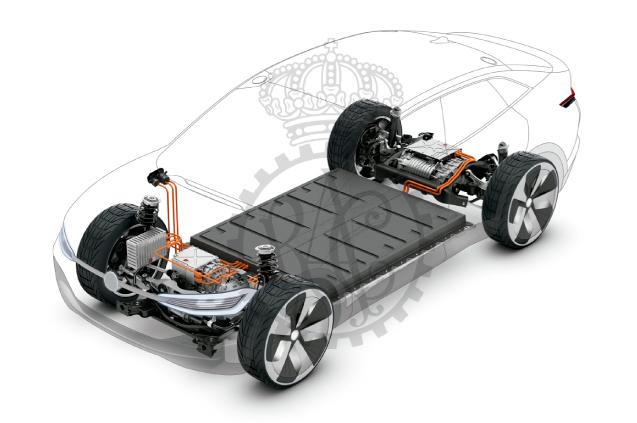 Baterías coches eléctricos