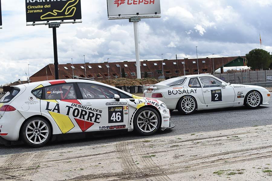 Campeonato RACE Turismos 1ª prueba 2018
