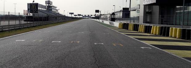 Reasfalto pista Circuito del Jarama - RACE