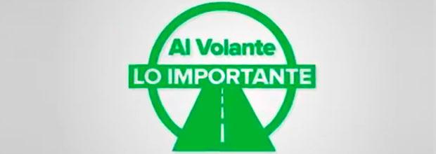 #AlVolanteLoImportante