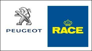 Peugeot y RACE