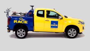 Vehículo multifunción Toro del RACE