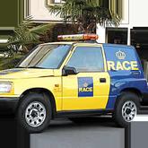 Asistencia en carretera del RACE