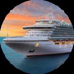Viajes de vacaciones con Cruceros