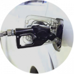 Gasóleo en un motor de gasolina