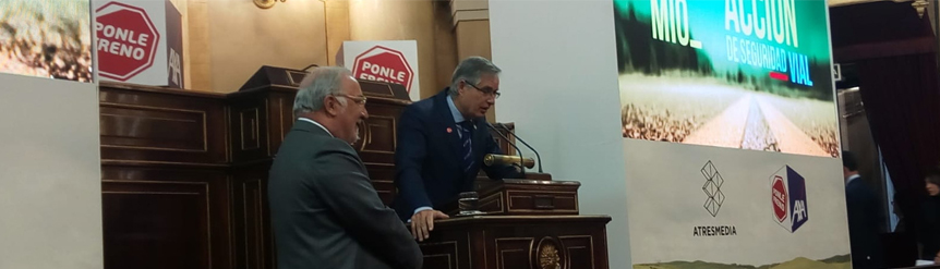 Carmelo Sanz Premio Ponle freno