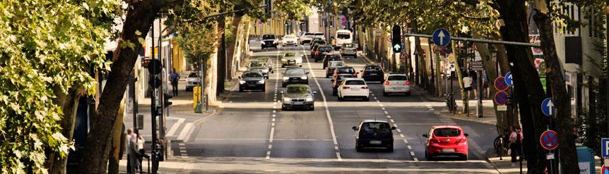 Seguridad vial entorno urbano