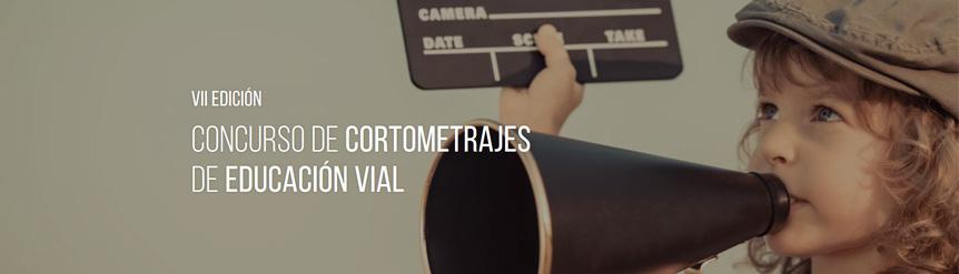 VII Concurso Cortometrajes Educación Vial