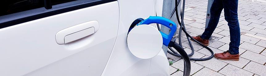 Avisador acústico coche eléctrico