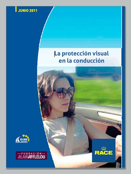 Protección visual conducción