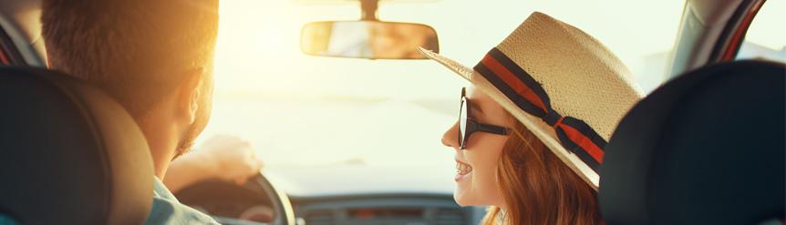 Protección visual en la conducción