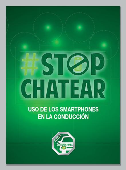Uso smartphone durante conducción