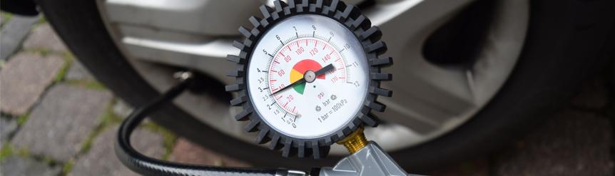 Estado manómetros presión