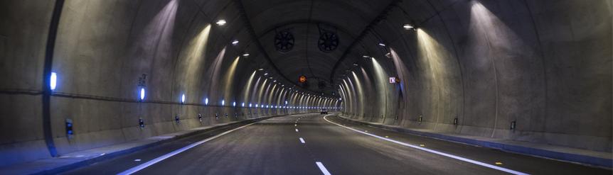 Evaluación túneles