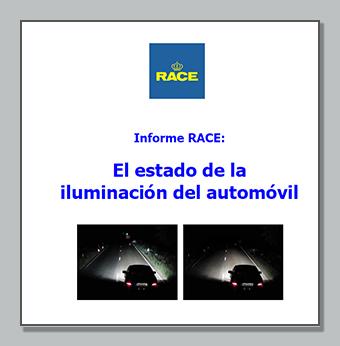Iluminación vehículo