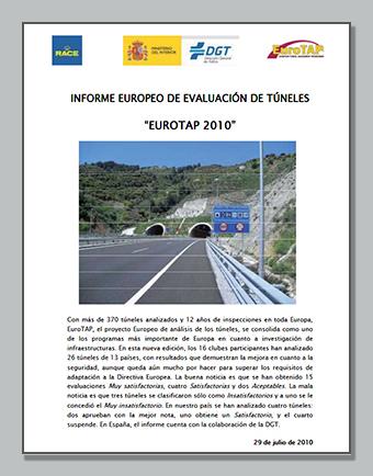 Evaluación de túneles