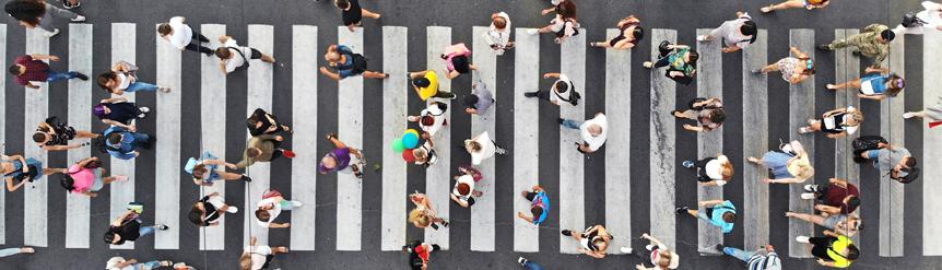Pasos peatones europeos