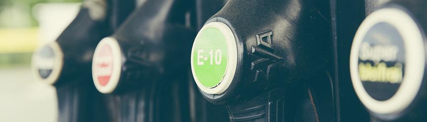 Evolución precio del combustible