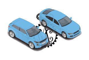 Silla infantil para varios coches
