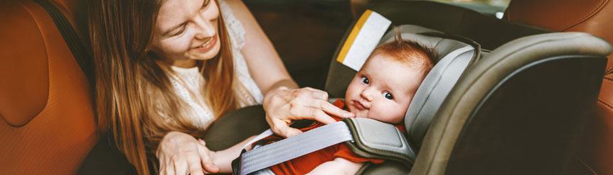 Elegir silla coche bebé