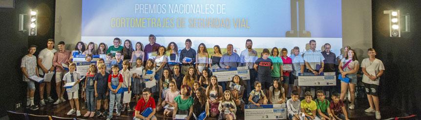 Premios Nacionales Cortometrajes