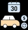 Icono comprar coche
