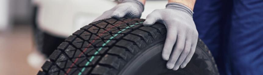 Caducidad neumáticos itv