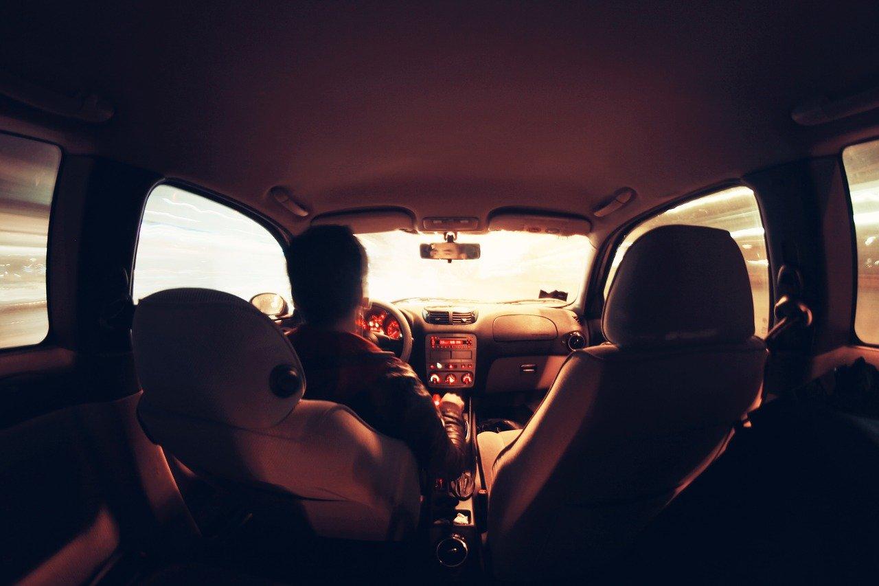 Interior coche