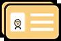Icono duplicado carnet