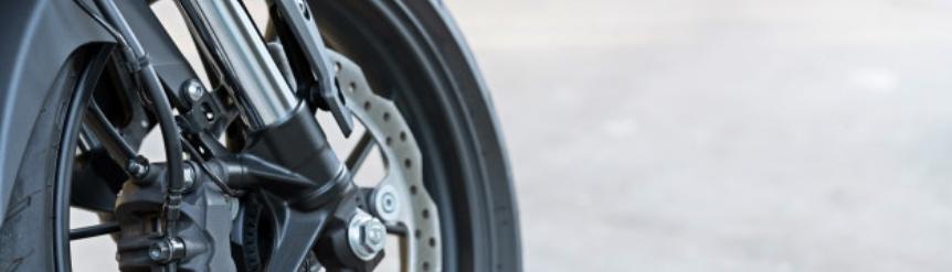 Amortiguador moto