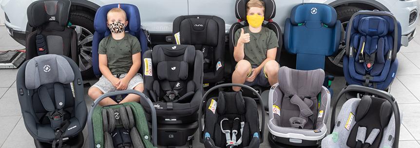 Cabecera segundo informe sillas infantiles