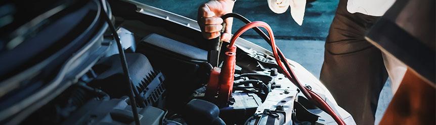 Problemas Batería coche averías