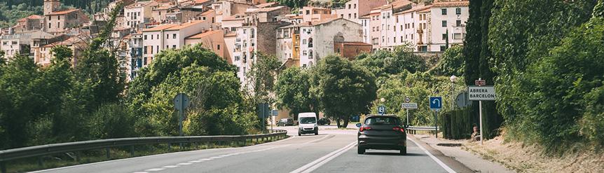 Seguridad vial en municipios pequeños