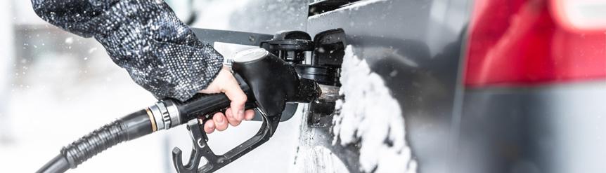 Congelar gasolina del diesel