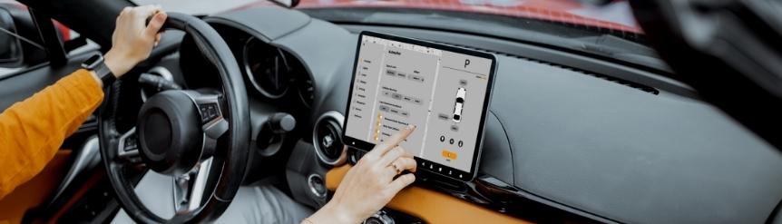 Sistema ADAS y otras ayudas a la conducción