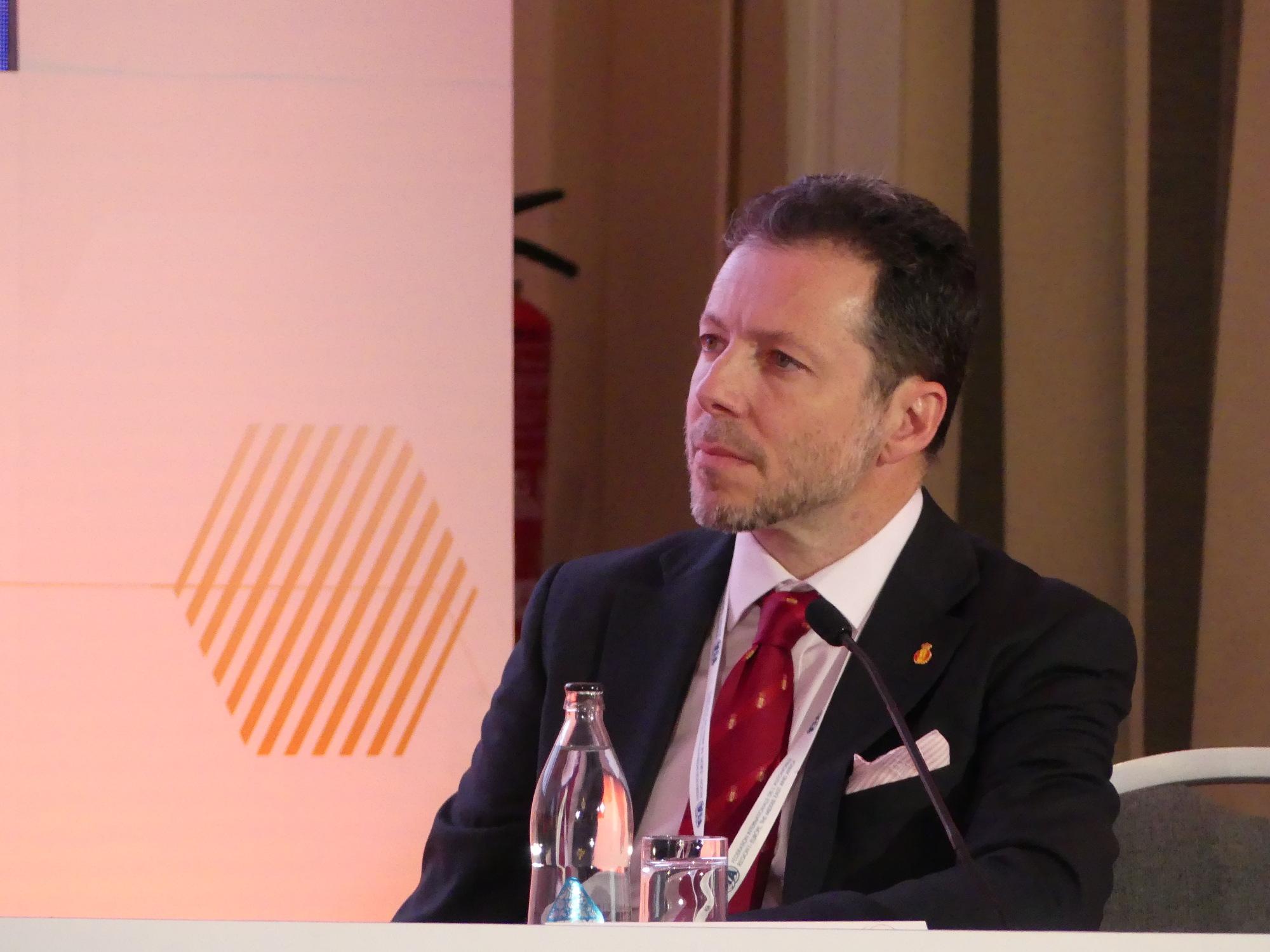 Jorge Delgado, Director General del RACE