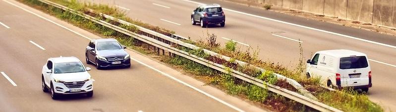 Desplazamientos en carretera verano