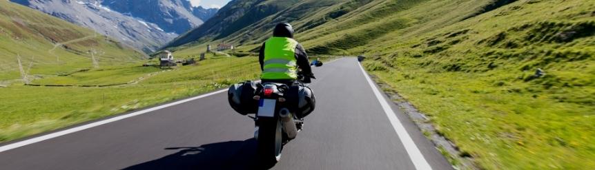 Ropa moto verano