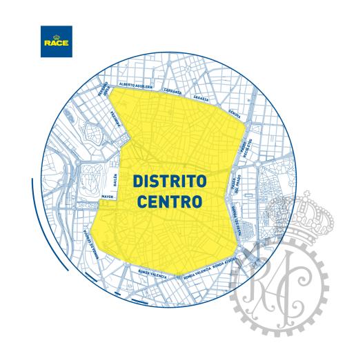 Mapa Restricciones Madrid
