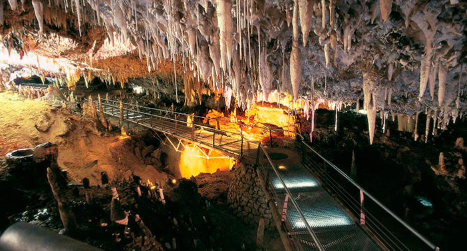 Cueva del Soplao